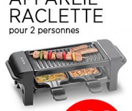 Appareil raclette pour 2 personnes club sudpresse - Raclette pour 12 personnes ...